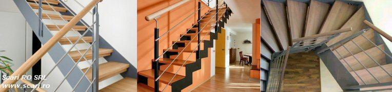 noutati scari interioare si exterioare